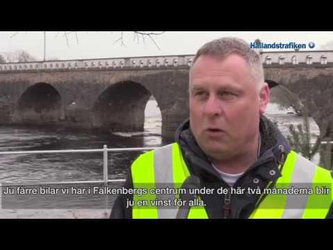 Söderbron avstängd 2018