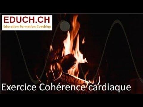Exercer la cohérence cardiaque au coin du feu