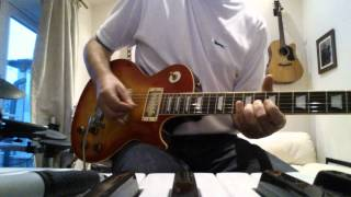Peter Green Merry Go Round guitar lesson 1