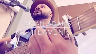 HEAVEN - Brian Adams (LIVE)