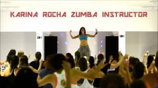 KARINA ROCHA ZUMBA LIVE CLASS - SAY NA SAY NA - ARABIAN
