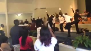 Hezekiah Walker - Amazing (Mime Ministry)