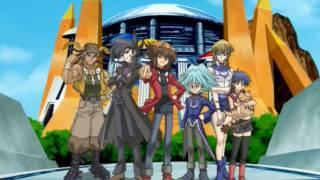 Yu-Gi-Oh! GX Opening (Precious Time, Glory Days)