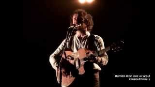 Damien Rice - Cannonball (Live in Seoul 2015)