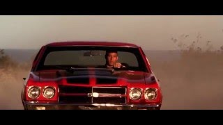The Fast and the Furious (2001) Red 1970 Chevrolet Chevelle SS 396