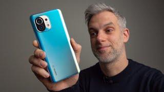 vidéo test Xiaomi Mi 11 par Monsieur GRrr