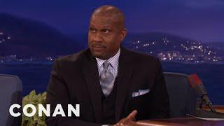 "Tavis Smiley: ""I Got Played By Prince""  - CONAN on TBS"