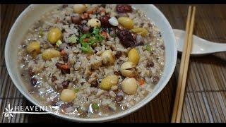 Heavenly Rice Eight Treasure Porridge
