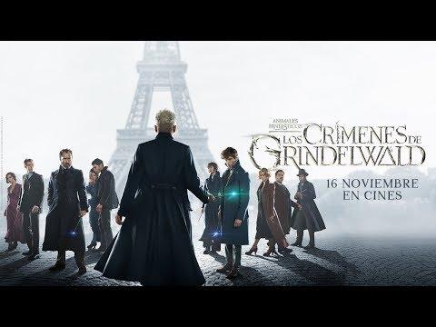 """Animales Fantásticos: Los Crímenes de Grindelwald - Spot """"Grindelwald"""" Castellano HD"""