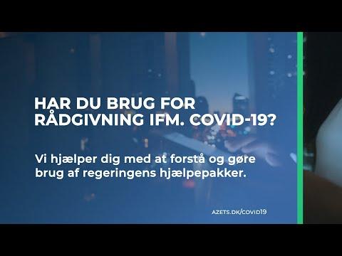 Azets rådgivning ifm. COVID-19
