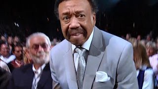 Maurice White Last Public Appearance with Earth Wind & Fire (RIP 1941-2016)