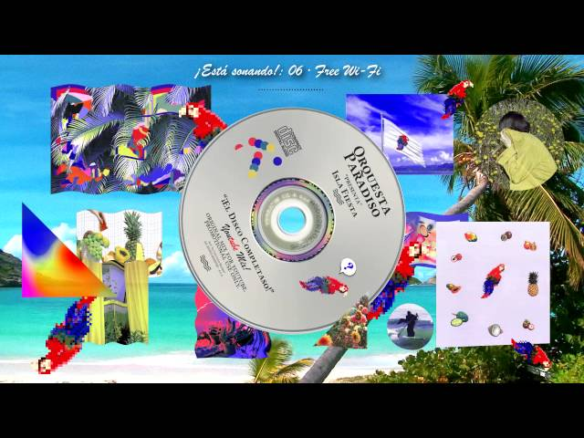 Video oficial de Isla Paradiso Isla Fiesta