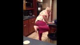Farting Granny