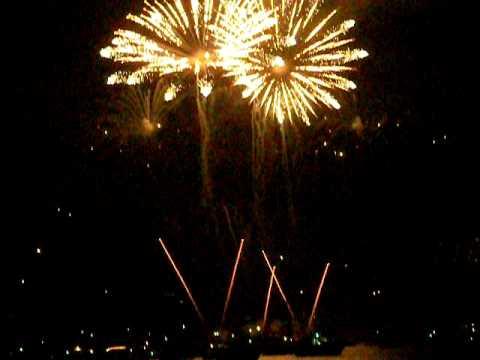 Fireworks at HSBC Celebration of Light