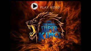 IPL 2018 CSK THEME SONG