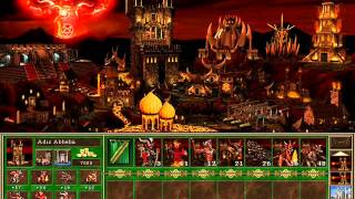 Heroes of might and magic 3 - Inferno theme - remix