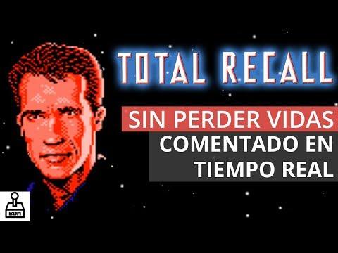 Total Recall / Desafío Total [ NES ] [ No miss ] [ Comentado en tiempo real ] [ 60fps ]
