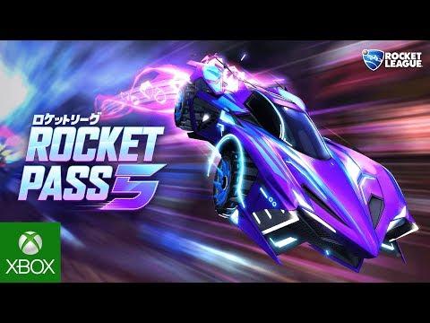 Rocket League® - Rocket Pass 5