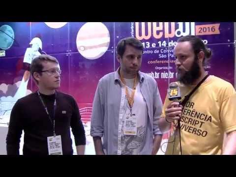 Entrevista BrazilJS 2016 - W3C