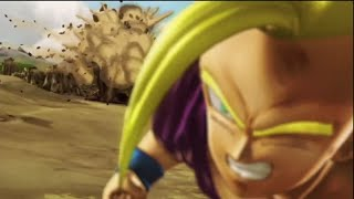 Dragonball Raging Blast 2 Opening Misheard Lyrics