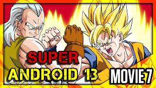 DragonBall Z Abridged MOVIE: Super Android 13 - TeamFourStar (TFS) width=