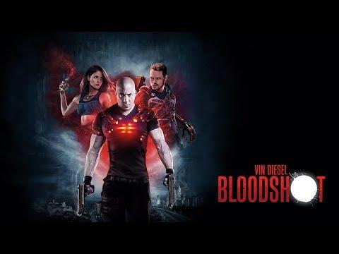 BLOODSHOT. Protagonizada por Vin Diesel. En cines 13 de marzo.