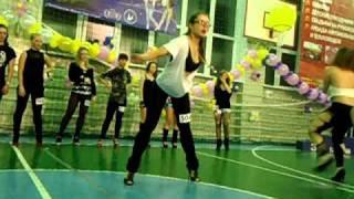 Sexy RNB dance solo