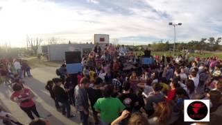 Bandidos - Cumbia fuerte con fundacion Sonrisas