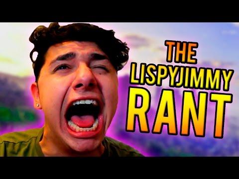 The LispyJimmy Rant