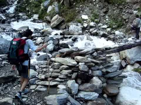 Bridge to reach Ghandruk Annapurana short trek