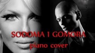 Jelena Karleuša - Sodoma i Gomora (Piano cover) 2014