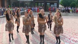 Сокирянська гімназія Дикі танцІ