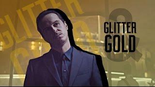 ►bbc sherlock; glitter & gold