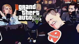 We've Got You Pegged - GTA 5 Funny Moments