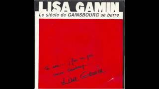 Lisa Gamin - Le siècle de Gainsbourg se barre (synth disco, France, 1986)