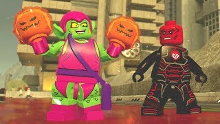 LEGO Marvel Super Heroes 2 - Hydra Empire 100% Guide (All Collectibles) width=