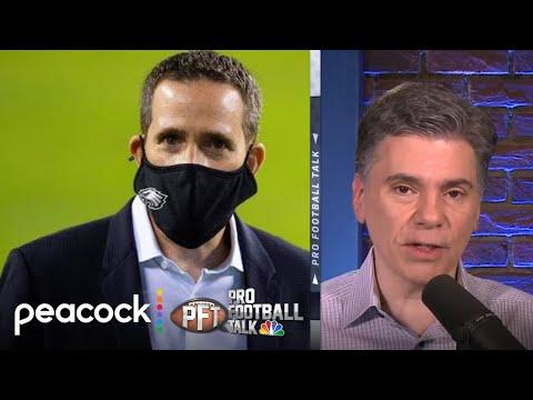 Howie Roseman reflects on Philadelphia Eagles' draft strategy | Pro Football Talk | NBC Sports