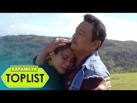 Kapamilya Toplist: 15 times Romulo and Diana proved its never too late to fall in love