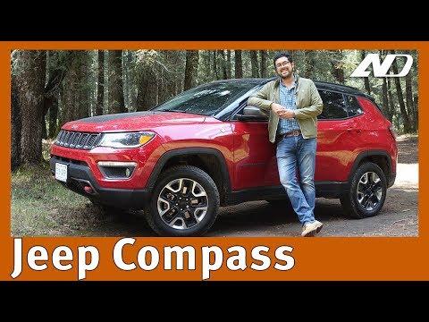 Jeep Compass Trailhawk - Para los fanáticos de la marca