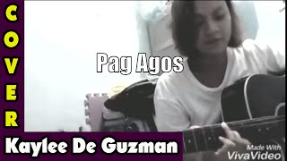 Up Dharma Down - Pag Agos cover | acoustic cover OPM songs