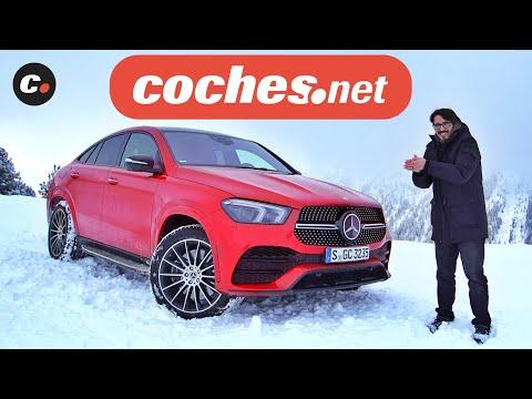 Mercedes-Benz GLE Coupé SUV 2020 | Primera prueba / Review en español | coches.net