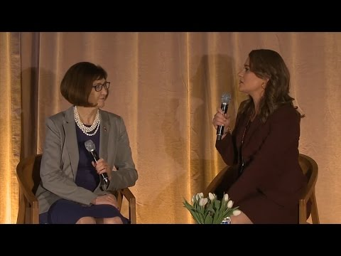 Healthy People, Healthy Planet: A Conversation with Melinda Gates