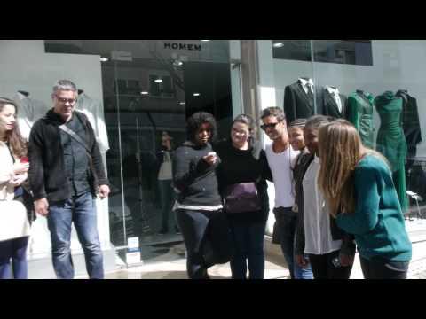 Making Off Noivas D.Dinis - Jessica e Cláudio