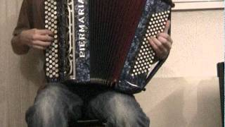 Castlevania : Sorrow's Distortion cover on accordion