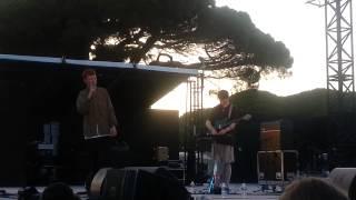 "King Krule ""The Noose of Jah City"", live at Midi Festival2013, Hyères"