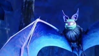 TMNT 2012 Monster Arc Clip: Bat Raphael