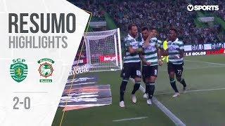 Highlights | Resumo: Sporting 2-0 Marítimo (Liga 18/19 #6)