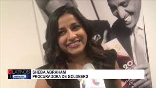 GULFSHORE MAGAZINE en el estudio de D'Latinos