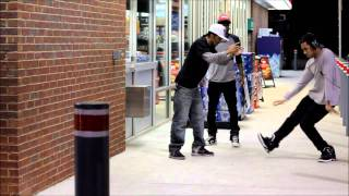 Dj Fresh - Louder - Dubstep Dance