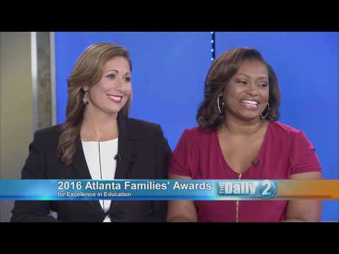 2016 Atlanta Families' Award in Education by Montlick & Associates